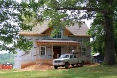 Structural SIPs for residence, Macfarlane Homes, Charlottesville, VA, 2007