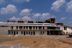 Structural SIPs for Fred Rogers Center, Massaro Brothers, Latrobe, PA, 2007
