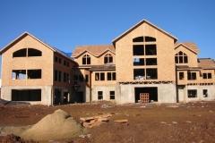SIPs for timber frame home project, Woodbridge, VA, 2003
