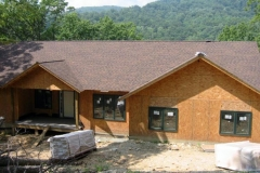 Structural SIPs for Macfarlane Homes, Wintergreen, VA, 2006