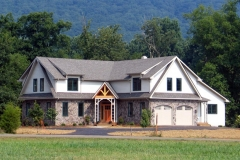 Structural SIPs for Macfarlane Homes – Earthcraft Greenbuilt, Wintergreen, VA, 2005
